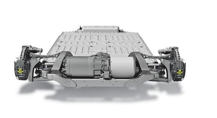 Двигатели Tesla - Автомобили Тесла