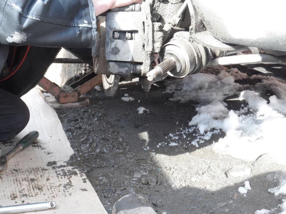 Стоимость замены гранаты на калине