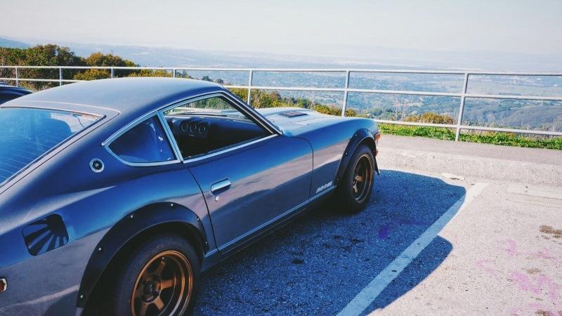 Datsun 280Z sr20 swap | DRIVE2