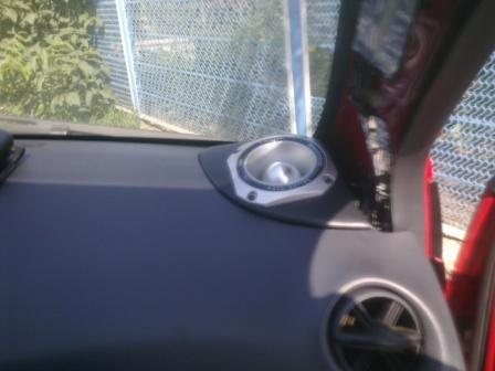 Рупорная пищалка в авто at
