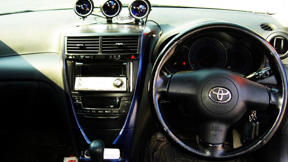 Toyota, caldina car diary