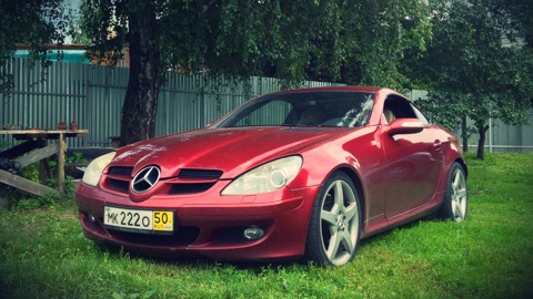 Mercedes Benz SLK Car reviews from actual car owners with photos on