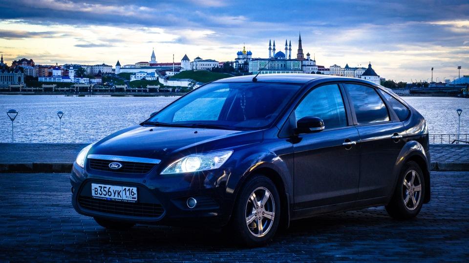 картинка форд фокус хэтчбек черный картинки