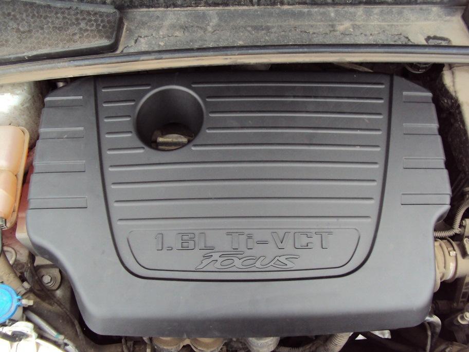Крышки мотора на форд фокус 2