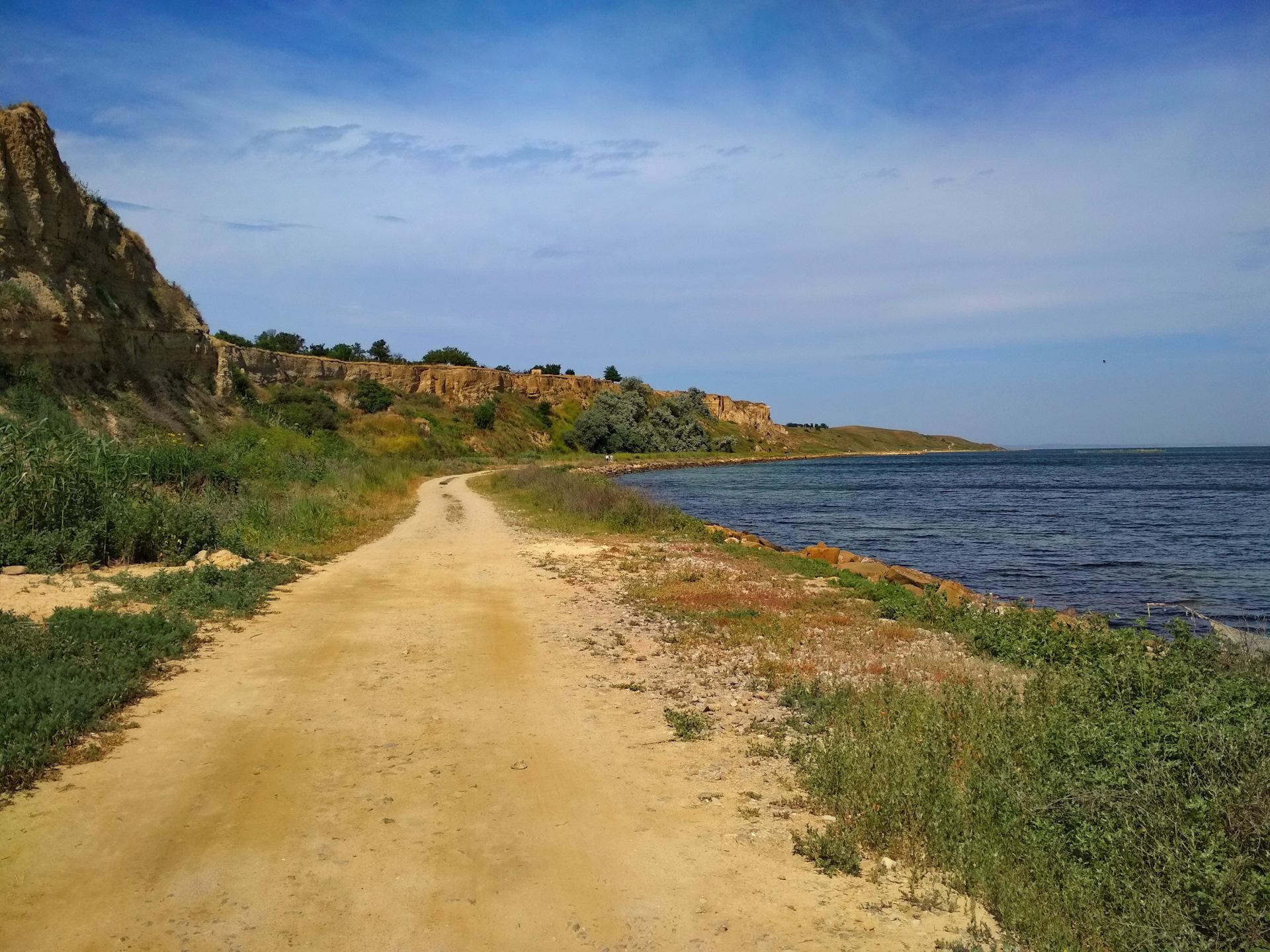 тамань краснодарский край фото города пляжа море стен фотографиями