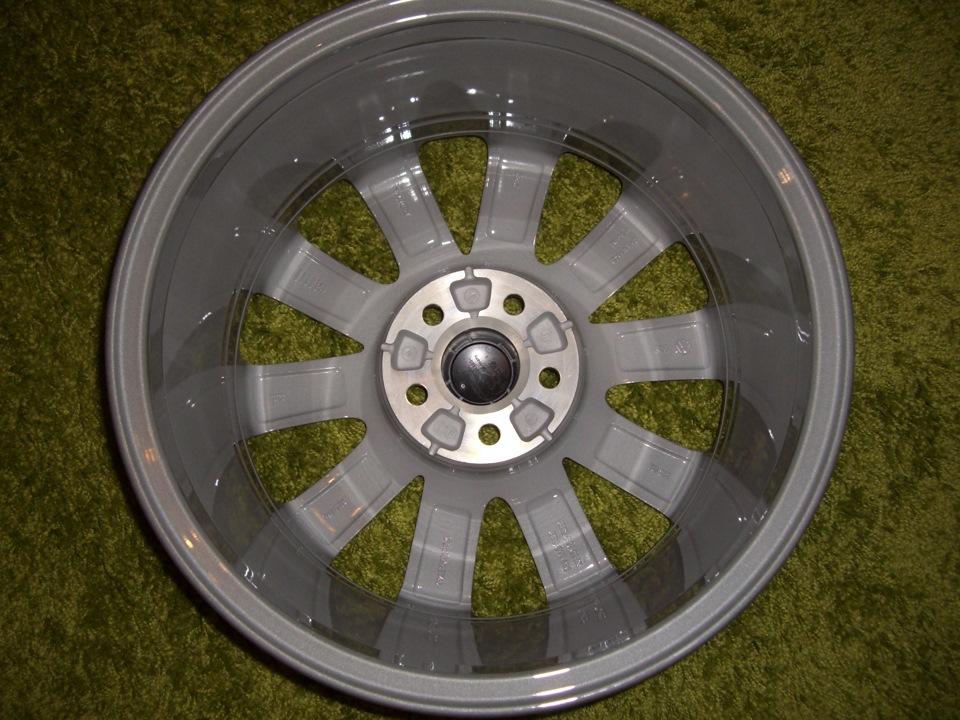 volkswagen polo диски r16/205/90