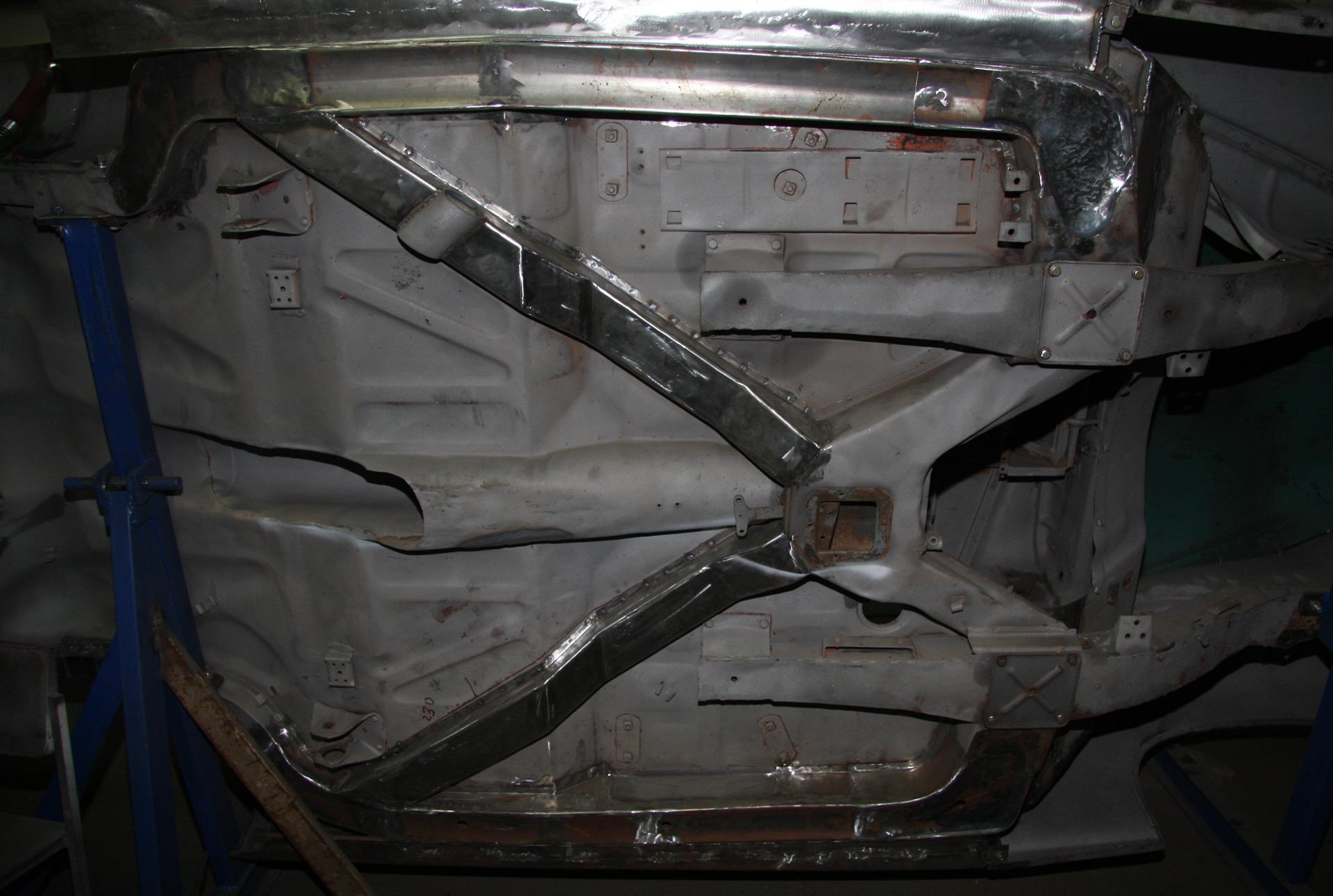 Отличие Победы кабриолета от фастбэка - бортжурнал ГАЗ М-20 Победа Авто в реставрации 1952 года на DRIVE2