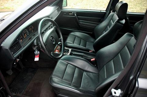 Mercedes benz 190e evo ii drive2 for Interieur mercedes 190