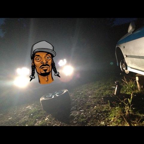 даже сам Snoop Dogg телепартировался к нам, чтобы заценить весь процесс и трушность ситуации!)