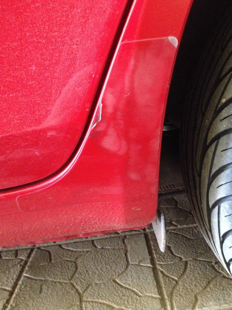 Покраска порогов автомобиля своими руками