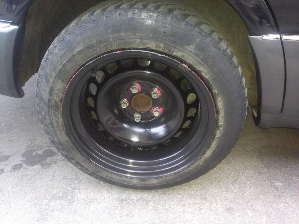 диски колесные фольксваген транспортер