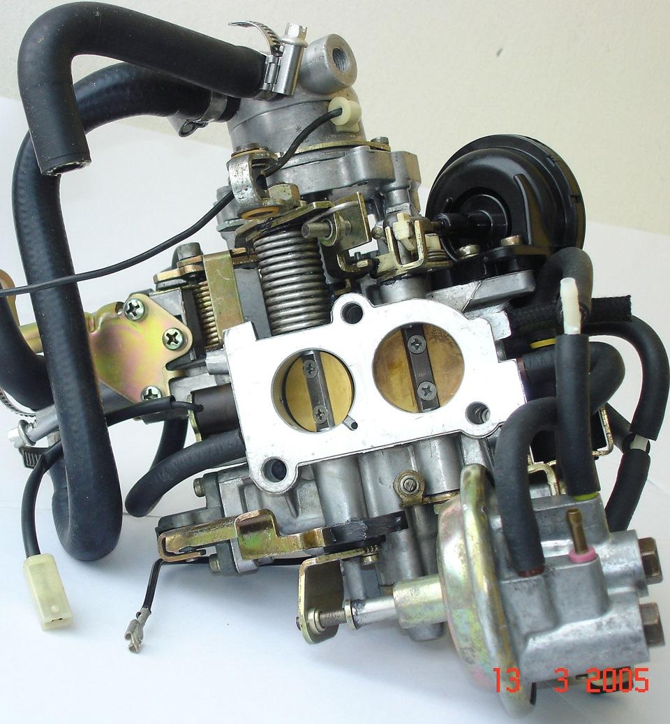 инструкция по установки автоматика карбюратора pierburg 2е2