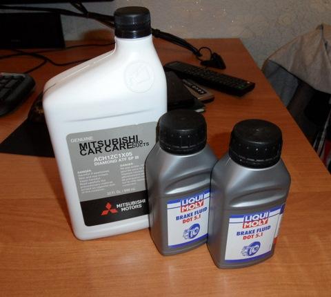 Как заменить жидкость в гидроусилителе руля лансер 9