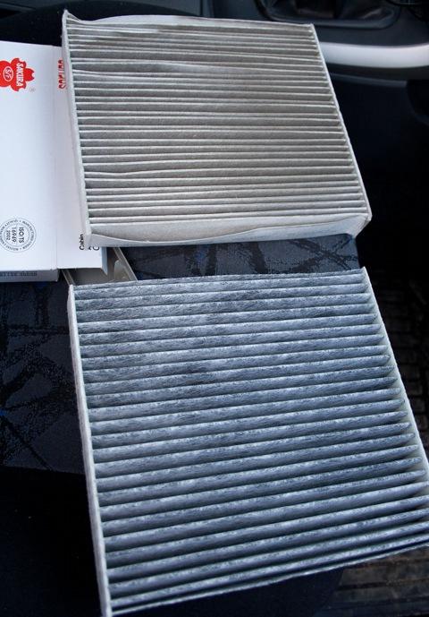 Угольный фильтр своими руками из воздушного фильтра