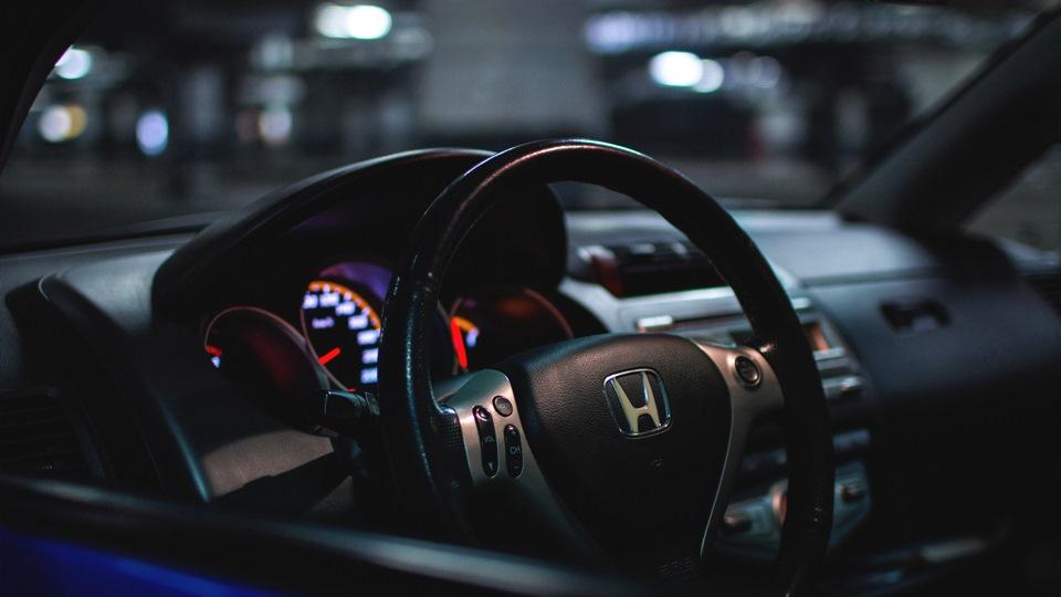 Honda Jazz Drive2