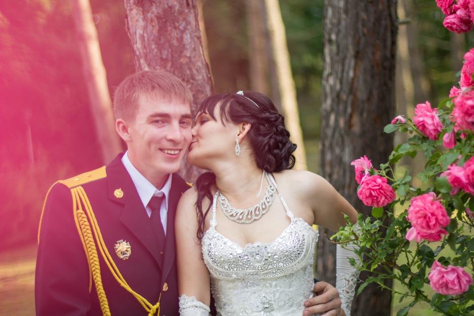 фото моей свадебной жены связанно сидячим