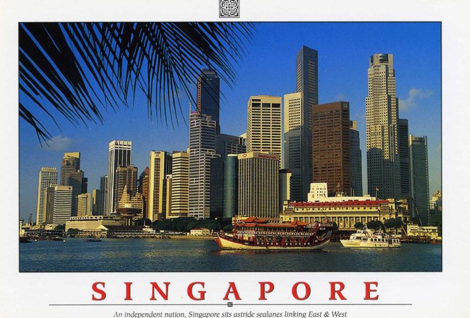 Отправить открытку из сингапура, картинки
