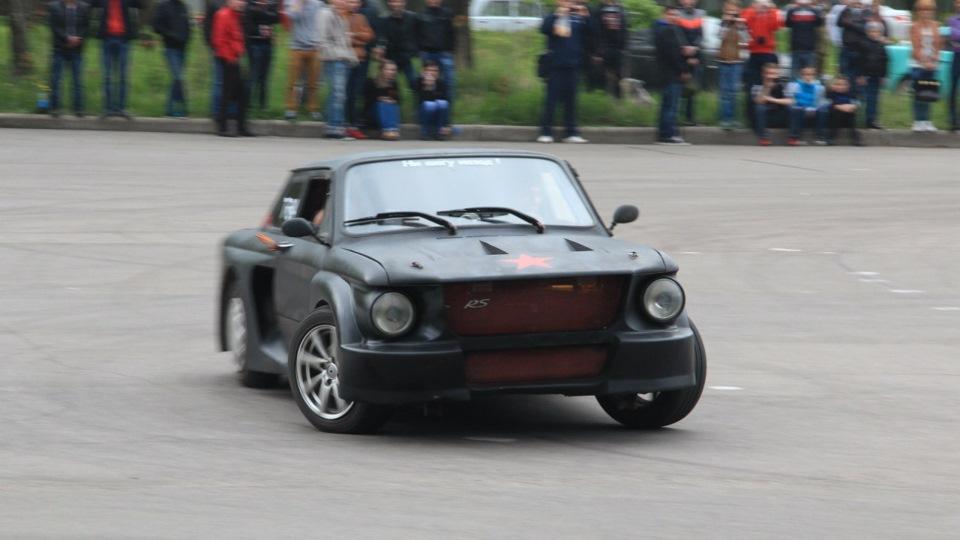 Описание автомобилей заз 968.