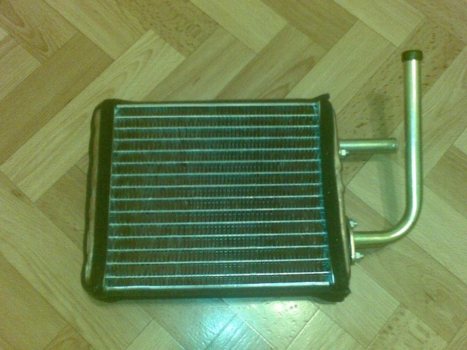 Фото радиатора печки ваз 2107