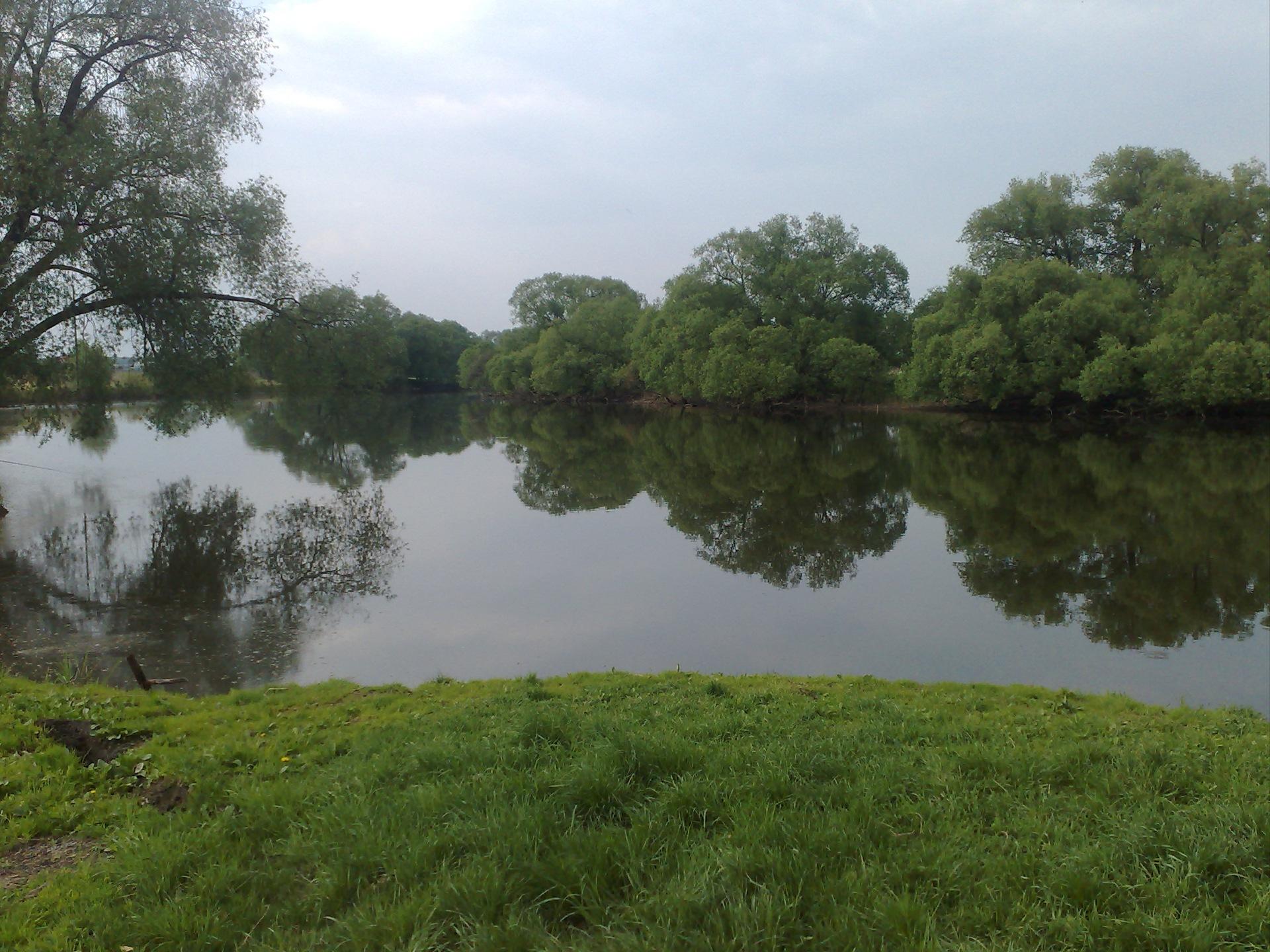 Рыбалка в раменском района