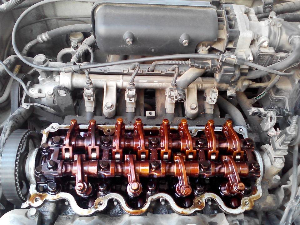 Замена прокладки крышки клапанов - бортжурнал Hyundai Accent Accent 1.5 Korea DRIVE2