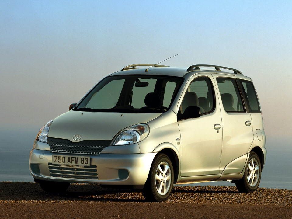 Toyota Yaris Verso Gebrauchtwagen – mobile.de