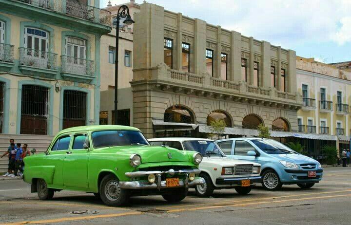 Фото автомобили газ на кубе