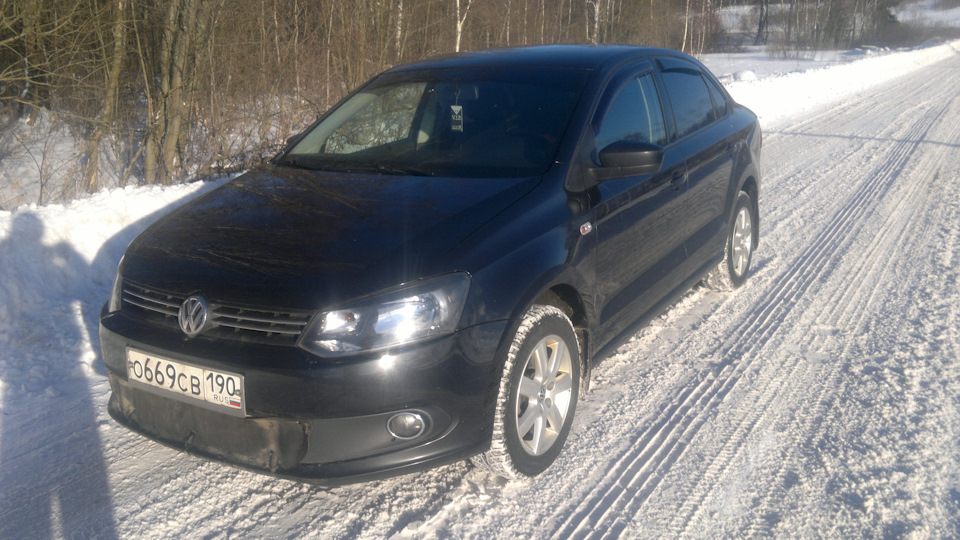 моргает чек и epc volkswagen polo sedan