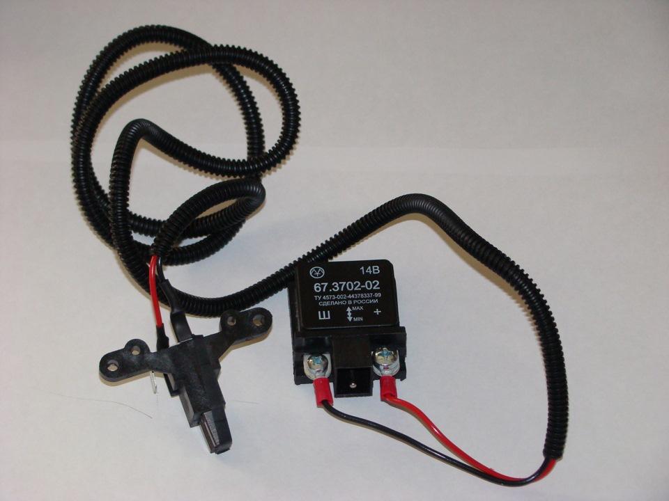 401ac38s 960 - Трехуровневый регулятор напряжения на генератор