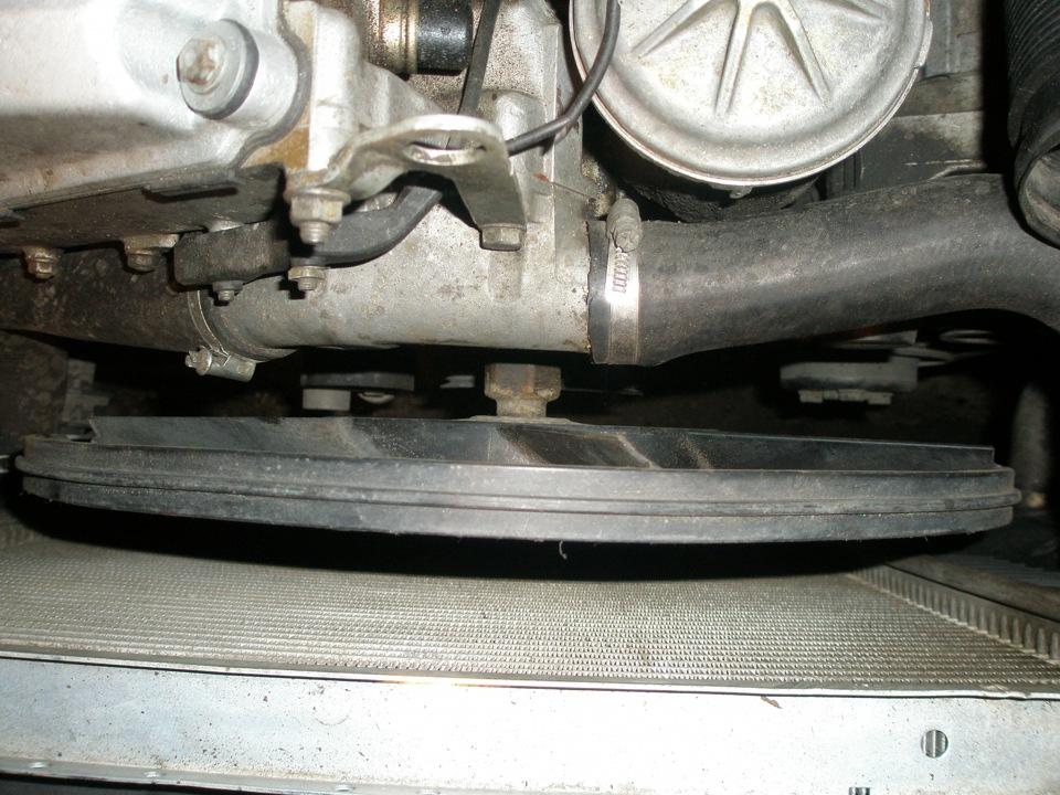 передний сальник коленвала bmw e36