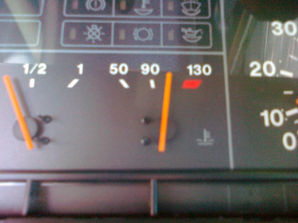 Температура двигателя ваз 2109 инжектор