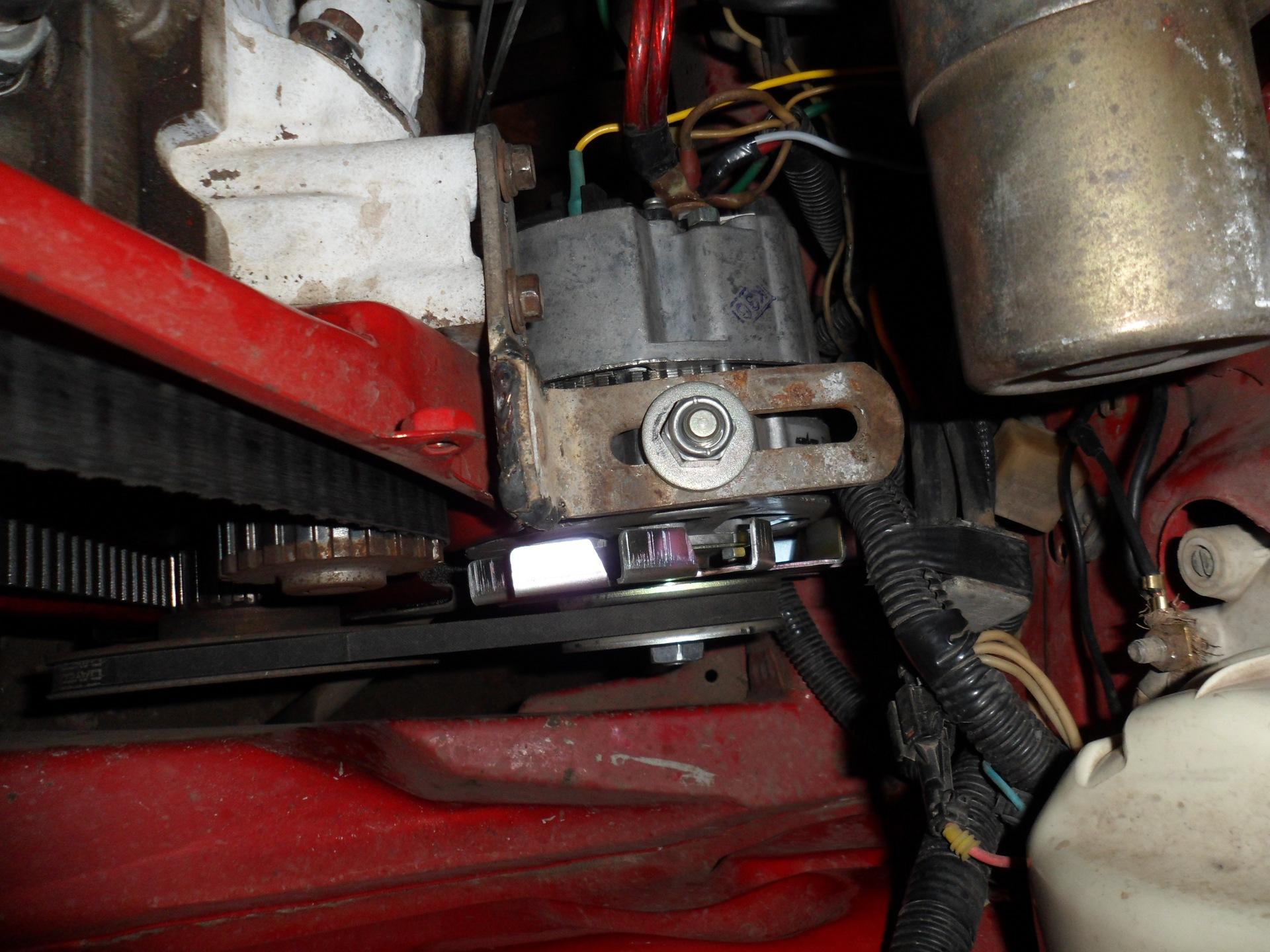 генератор на таврию схема