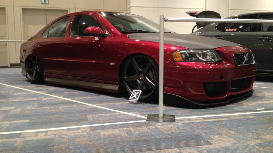 Volvo S60 T5 Bagged Drive2