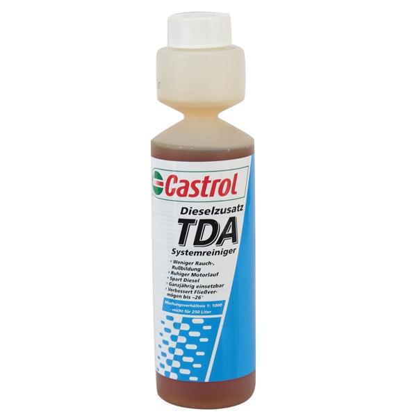 Castrol dieselzusatz systemreiniger tda инструкция