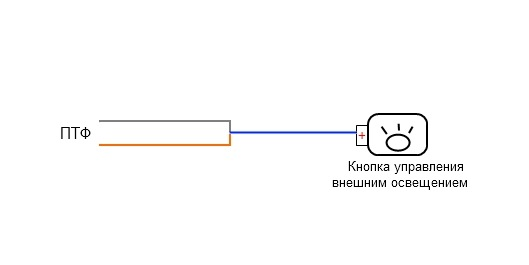 Схема подключения без Реле