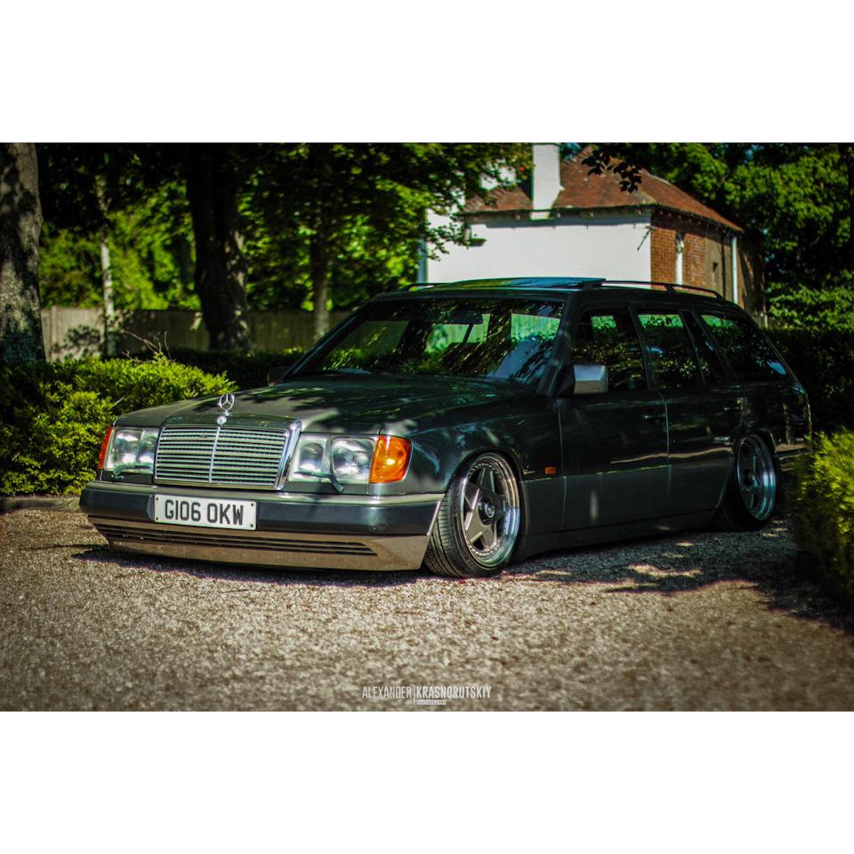 darksidedave's Mercedes-Benz W124 Estate x Autostrada Moden — DRIVE2