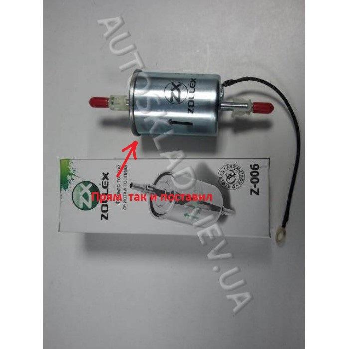 Фото №18 - как правильно ставить топливный фильтр ВАЗ 2110