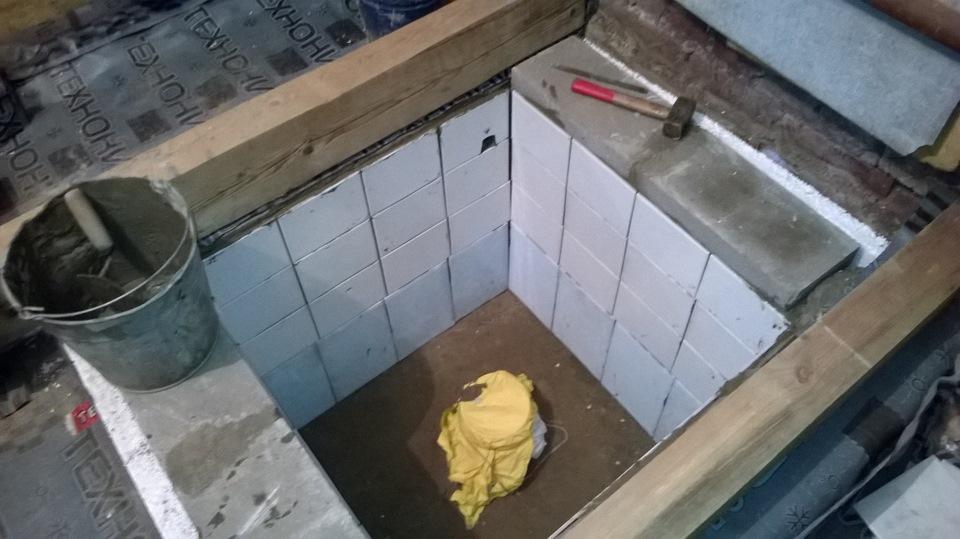 Вода в гараж своими руками 52