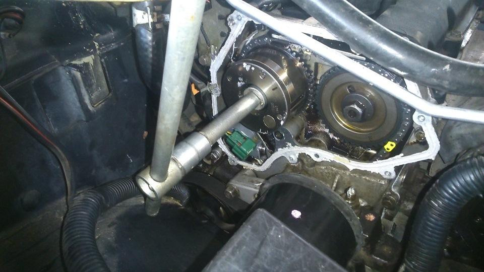 Замена клапана ГРМ ниссан примера Замена передней пружины passat b6