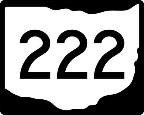 Значение числа 222