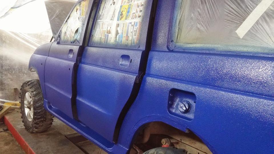 Покраска автомобиля 306