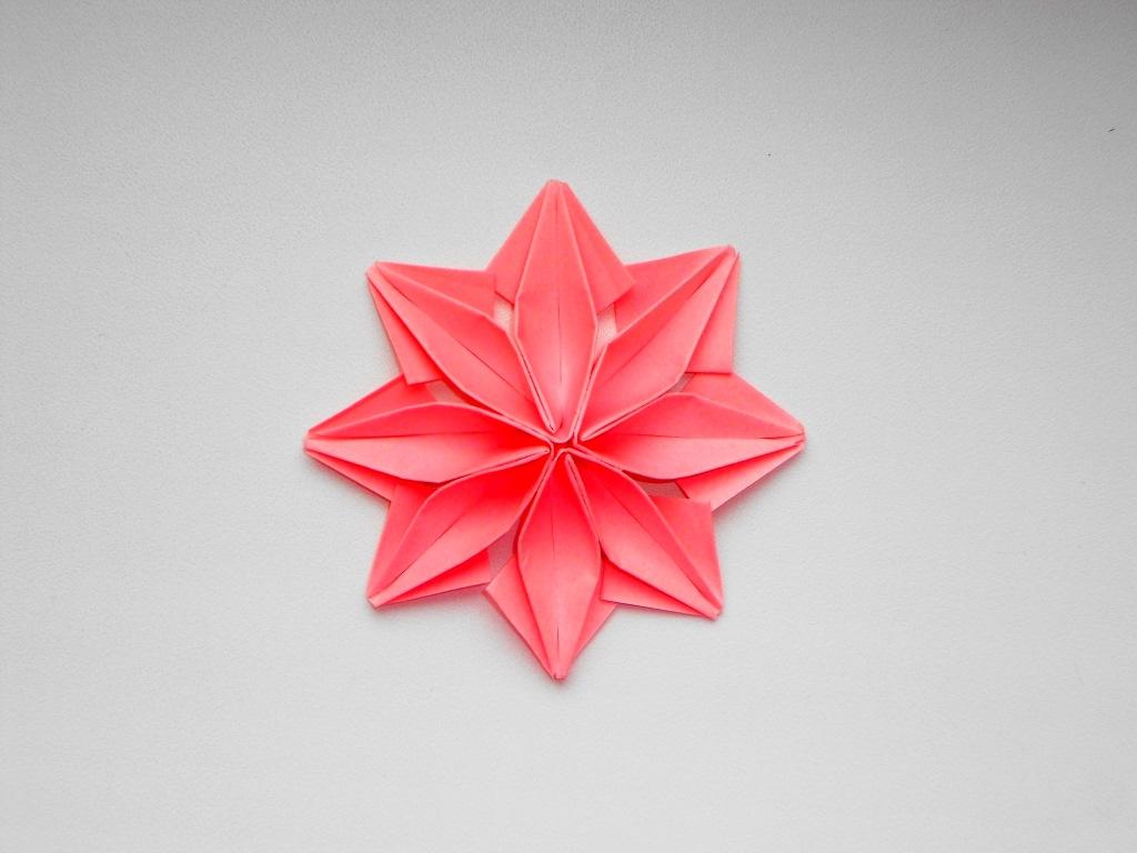 оригами поделка для настроения