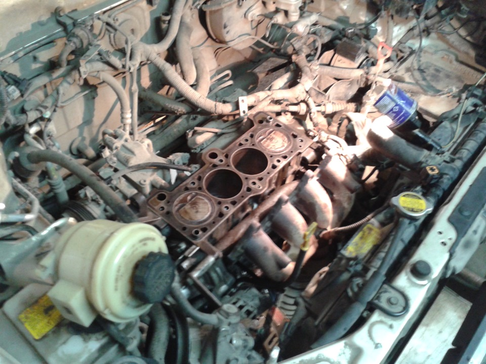 hyundai accent ремонт двигателя