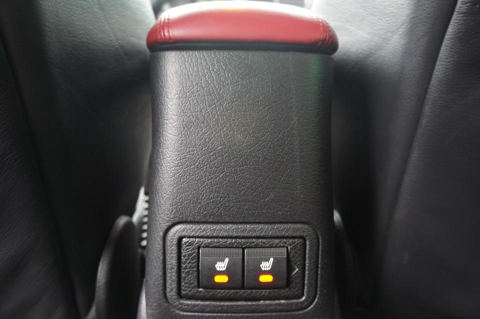 обогреватель заднего сидения автомобиля