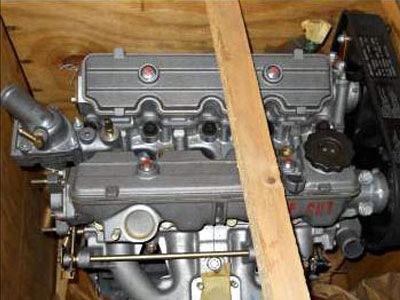 мотор фиат крома