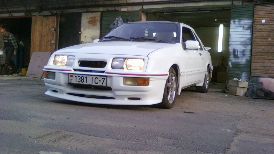 Ford Sierra Xr4i Cosworth