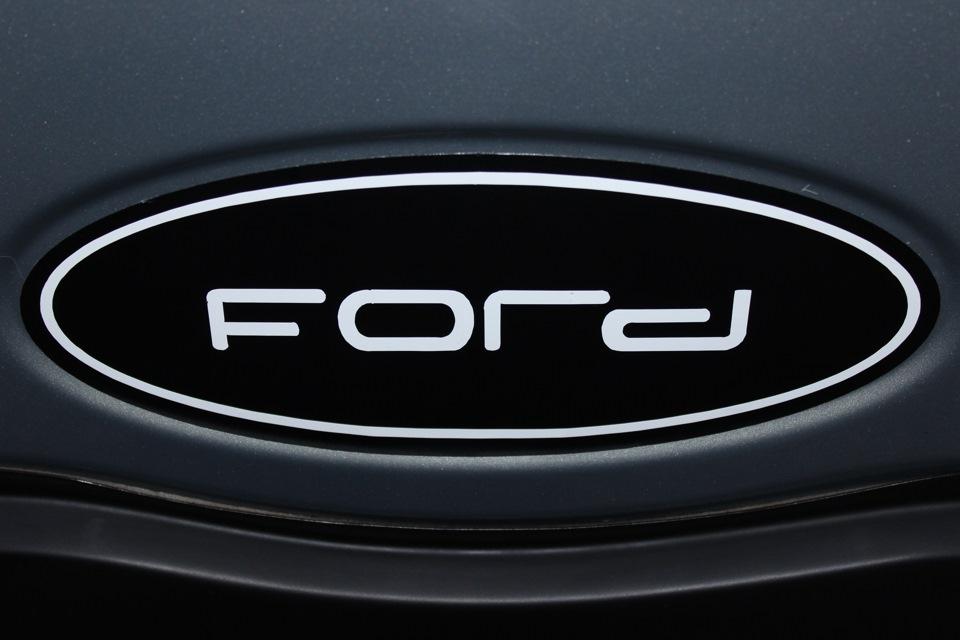 эмблема форд