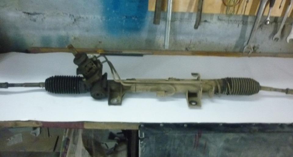 Замена рулевой рейки лагуна 2 Замена масляного насоса хонда элемент