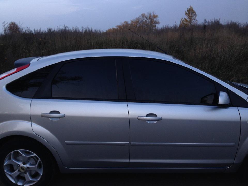 Форд фокус 2 тонировка