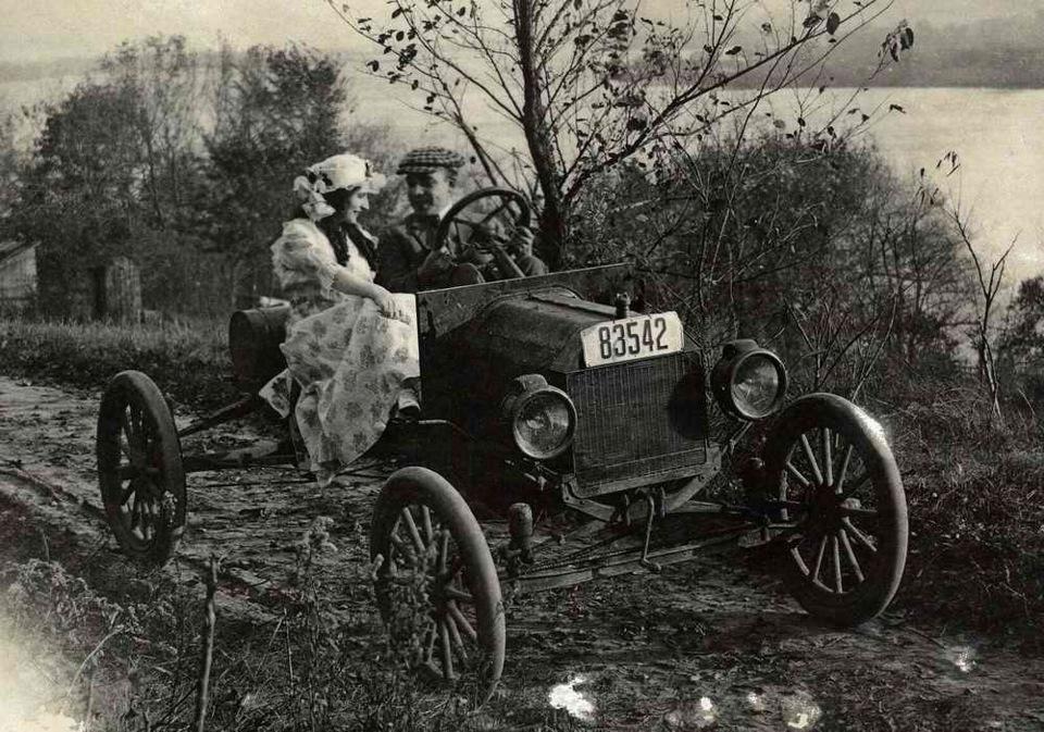 Фотографии эпохи Т — начало XX века (часть 6) — бортжурнал ...: http://drive2.ru/l/5535029